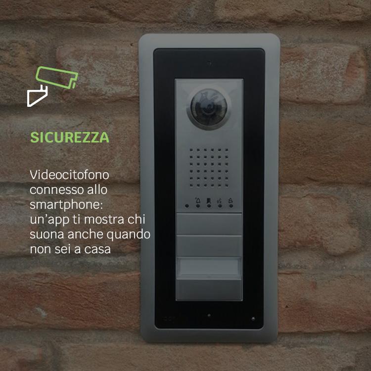 videocitofono