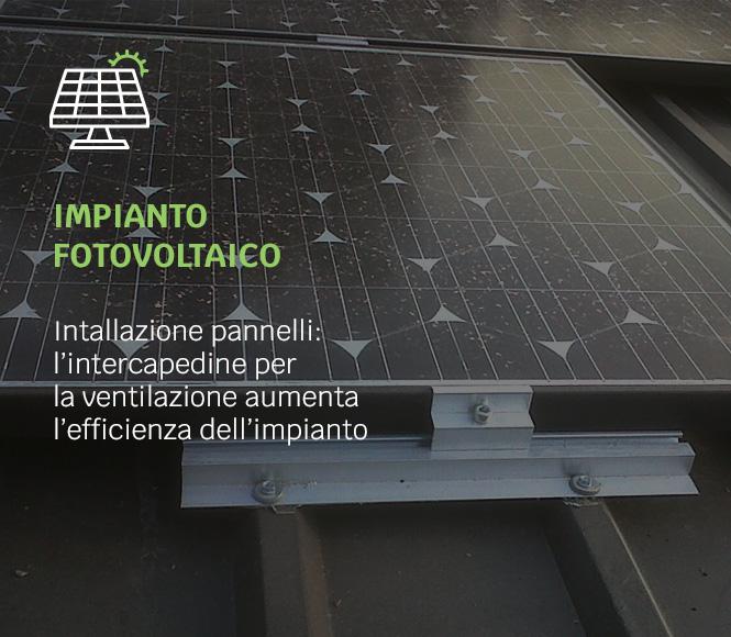 aggancio fotovoltaico