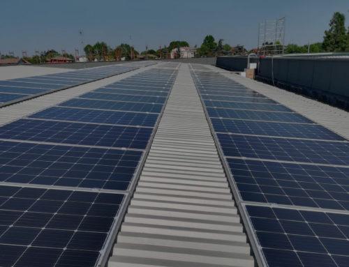 TUTTO PER L'IMBALLO – Fotovoltaico in azienda, Reggio E.