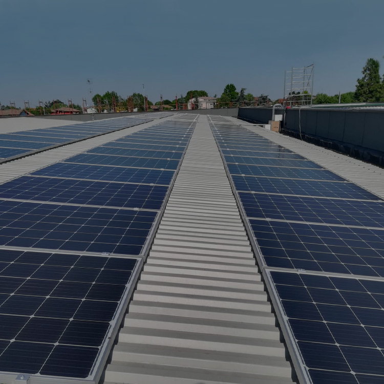Fotovoltaico Tutto per l'imballo
