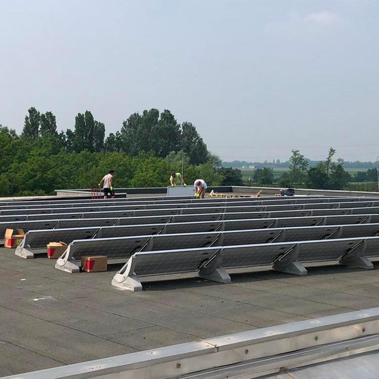 Impianto fotovoltaico 2
