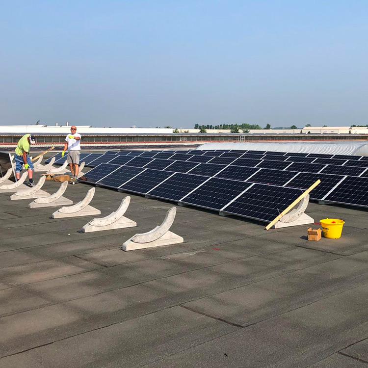Fotovoltaico da 35 Kwp